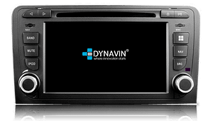 "Dynavin N7 A3 AUDI series 7"" Touch Screen LCD Multimedia Navigation System"