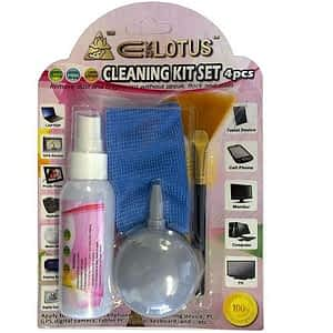 CLEANING KIT/ELOTUS/4IN1/CARD