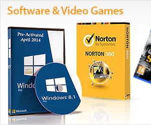 Software & Games