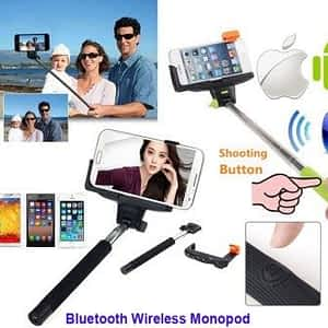 Geeko Z07-5 Monopod Selfie Stick for Mobile Phone