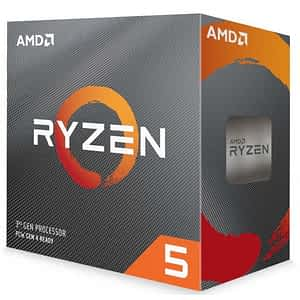 AMD Ryzen 5 3600 Hexa Core 3.6GHz (4.2GHz Boost) Socket AM4 Desktop CPU