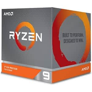 AMD Ryzen 9 3900X 12 Core 3.8GHz (4.6 GHz Boost) Socket AM4 Desktop CPU