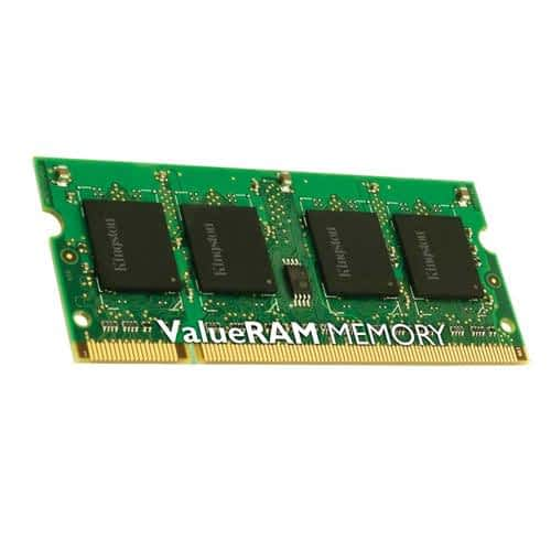 KINGSTON 1024MB 400MHZ DDR2 NON-ECC NB