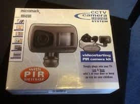 MICROMARK TWIN VID/DVD STARTING B&W CCTV