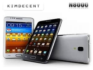"""KIMDECENT N8000 5"""" ANDROID TABLET"""