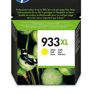 HP CN056AE no.933XL Yellow ink , 825 pages - for HP Officejet 6700 series