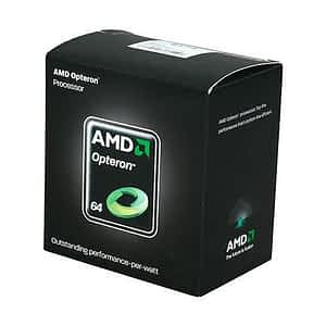 AMD Opteron 6128 - Octa (8) Core 2.0Ghz Desktop CPU (Socket G34) - No Fan