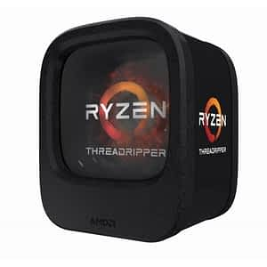 AMD Ryzen ThreadRipper 1900X - Octa (8) Core 4.0GHz Desktop CPU (Socket sTR4) - No Fan