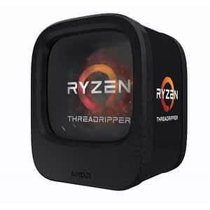 AMD Ryzen ThreadRipper 1920X - DuoDeca (12) Core 4.0GHz Desktop CPU (Socket sTR4) - No Fan