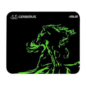 Asus Cerberus Mat Mini Green Gaming Mouse Pad