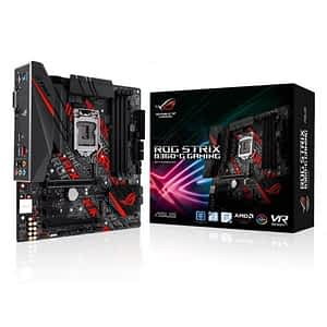 Asus ROG Strix B360-G Gaming Intel B360 Coffee Lake LGA1151 Micro-ATX Desktop Motherboard
