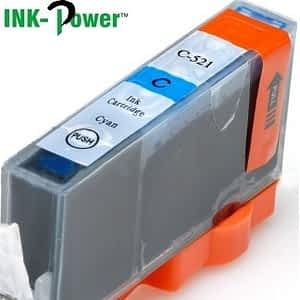 1Inkpower Generic for Canon C521 Cyan Ink Cartridge