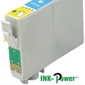 Inkpower Generic Replacement for Epson TO485 Light Cyan