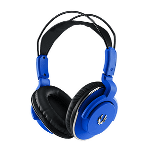 Bitfenix Flo Gaming Cobalt Blue SofTouch Headset - PC/Mobile Devices