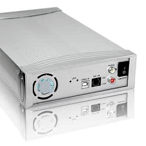 EXTERNAL CHASSIS 5.25 INCH IDE