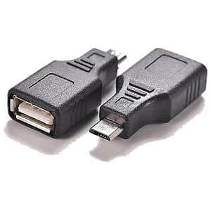 MICRO USB TO FEMALE USB Adapter