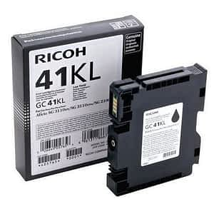 RICOH GC41KL BLACK CARTRIDGE