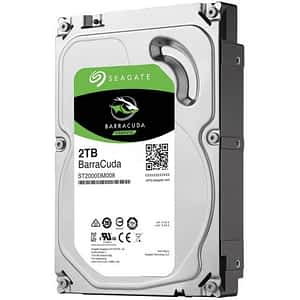 "Seagate Barracuda 2TB 7200RPM SATA 6Gb/s 256MB Cache 3.5"" Internal Hard Drive"