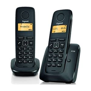 Gigaset A120 DUO Cordless Phone