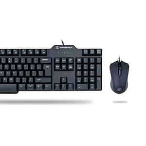 GoFreeTech Wired KB/MOUSE Combo