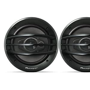 """Pioneer TS-A2013i 500W 3-Way 8"""" Limpid Speakers"""