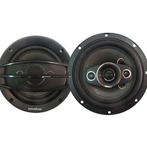 "Powerbass PSK1686 6.5"" 4-Way Coxial Speakers"
