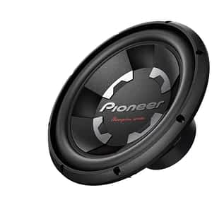 """Pioneer TS-300S4 12"""" 1400W Subwoofer"""