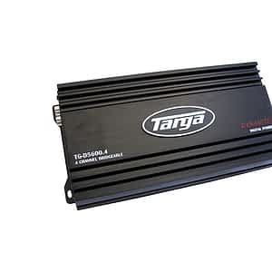 Targa Dynamite TG-D5600.4 5600W 4-Channel Amplifier