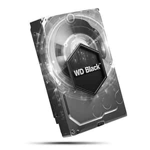 "Western Digital Black 4TB 7200RPM SATA 6Gb/s 256MB Cache 3.5"" Internal Hard Drive"
