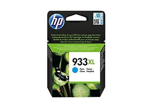 HP CN054AE no.933XL Cyan ink , 825 pages - for HP Officejet 6700 series