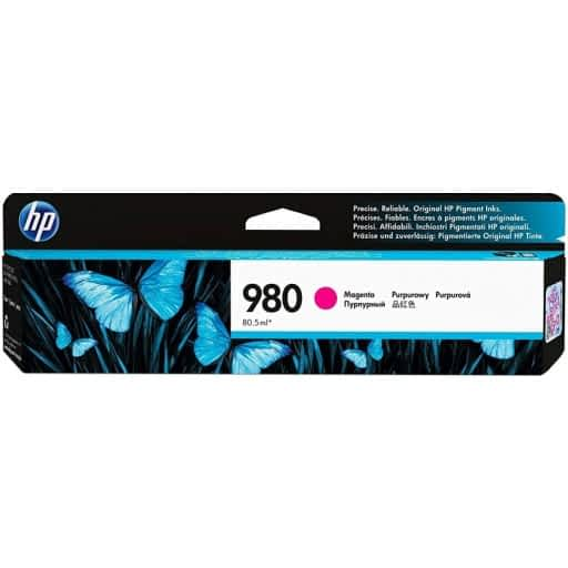 HP D8J08A 980 Magenta Original Ink Cartridge