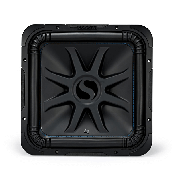 "Kicker 44L7S84 Solo-Baric L7S Series 8"" Subwoofer with dual 4-ohm voice coils"