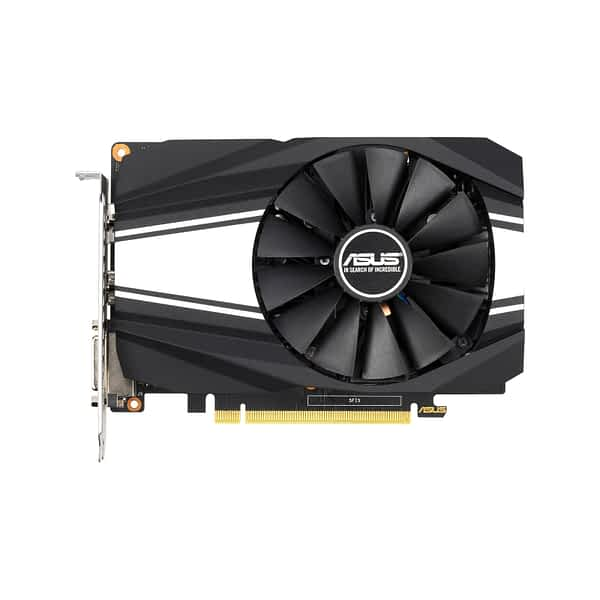 ASUS GRAPHICS CARD PHOENIX GTX 1650S 4GB DDR6 1 X FAN MAX DISPLAY SUPPORT:3 350W 3 YEAR CARRY IN WARRANTY